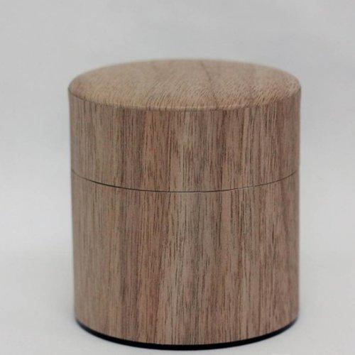 Kotodo theeblik (notenhout)
