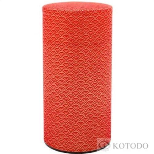 Kotodo theeblik (goud/rood)
