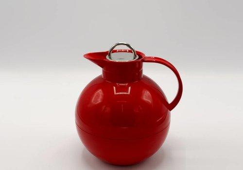 Alfi Alfi Kugel (Rood glans met stalen dop)