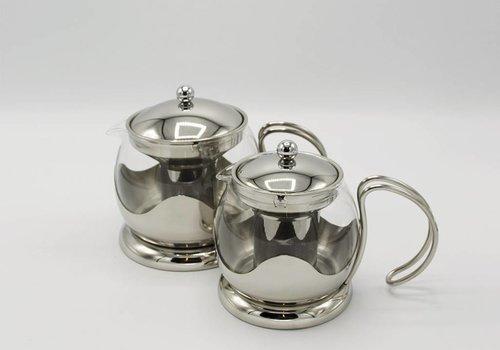 La Cafétière La Cafetière - Le Teapot (Inox)