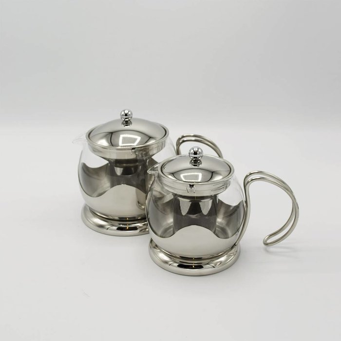 Le Teapot (Inox)