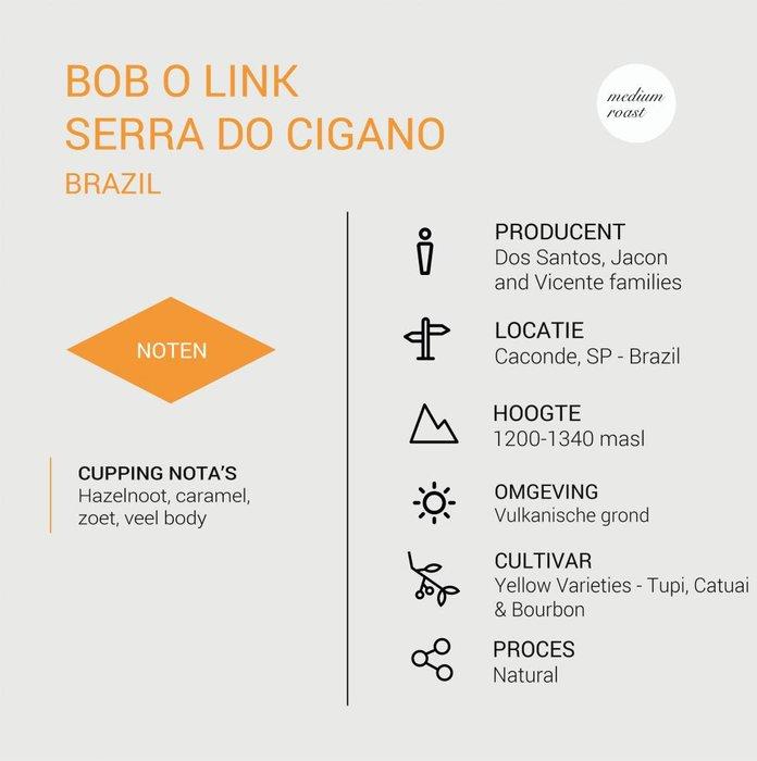 Bob O Link / Serra Do Cigano - Brazil