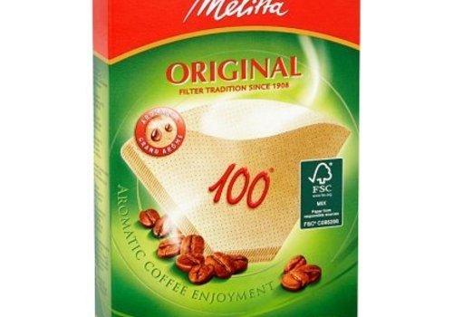 Melitta Melitta filterzakjes (100)