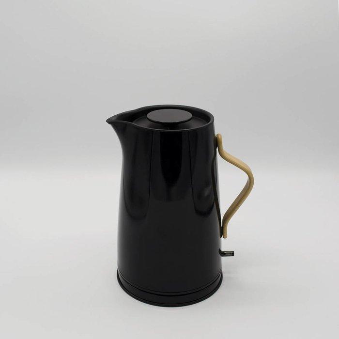 Emma elektrische ketel (zwart)