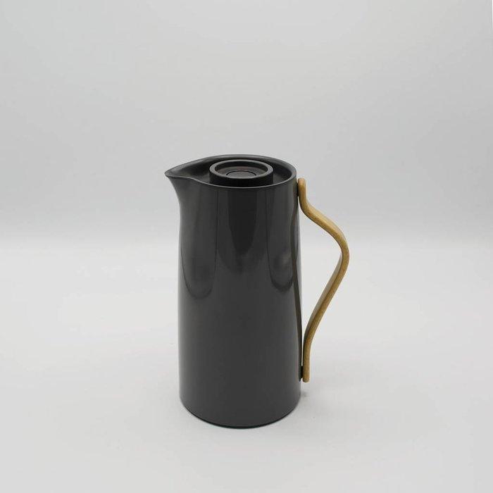 Emma koffiekan (grijs)