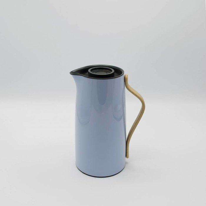 Emma koffiekan (blauw)