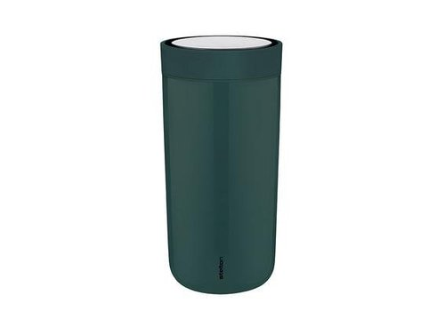 Stelton Stelton to-go-click thermosbeker (pine green)