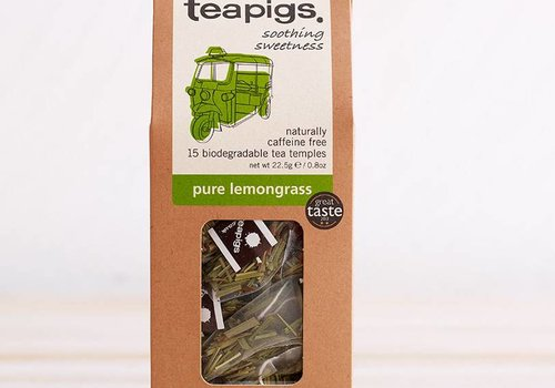 Teapigs Pure lemongrass