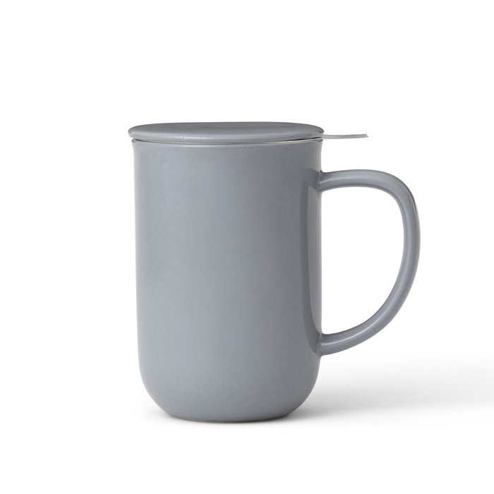 Minima Balance theekop (Soft blue grey)