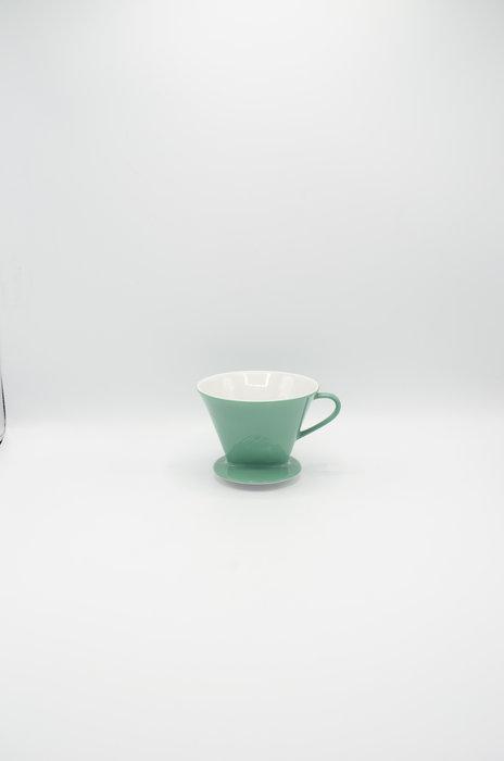 Porseleinen filter 1x4 (Groen)