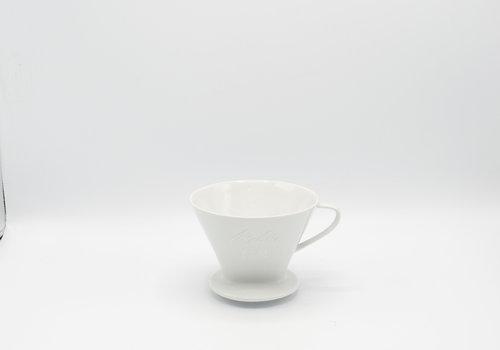 Melitta Melitta Porseleinen filter (Wit)