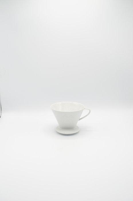 Melitta Porselein Filter - Wit
