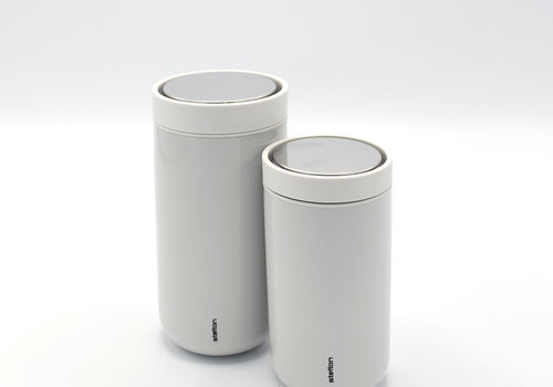 Stelton Stelton to-go-click thermosbeker (chalk)