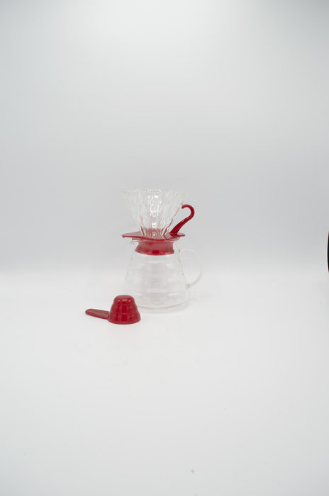 Coffee Brewing Kit (Rood)