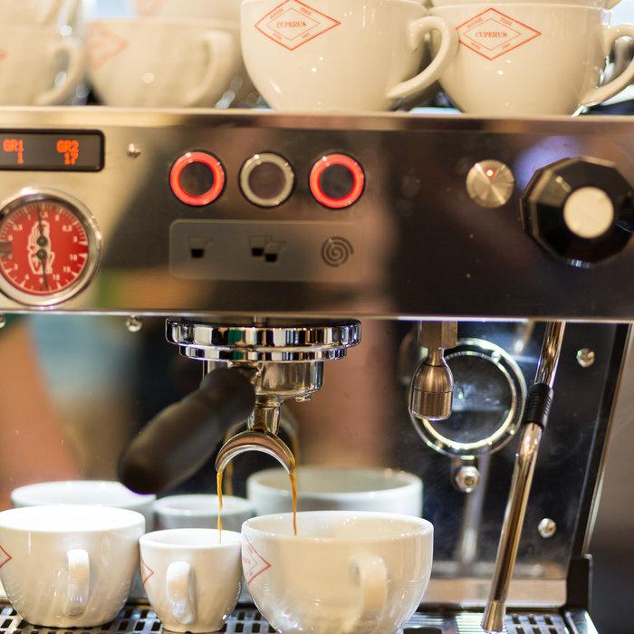 Espresso Toestellen