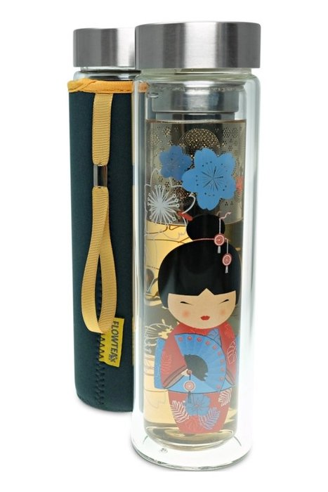 Flowtea thermosfles (Little Geisha)