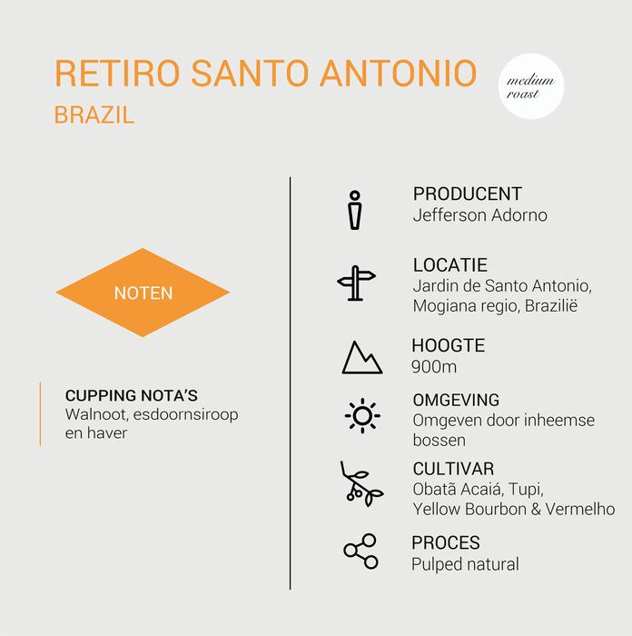 Retiro Santo Antonio - Brazilië