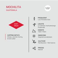 Mochilita - Guatemala