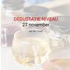 Cuperus Degustatie niveau: 27 november van 19u tot 21u30