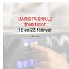 Cuperus Barista foundation - 15 en 22 februari - 10u tot 13u