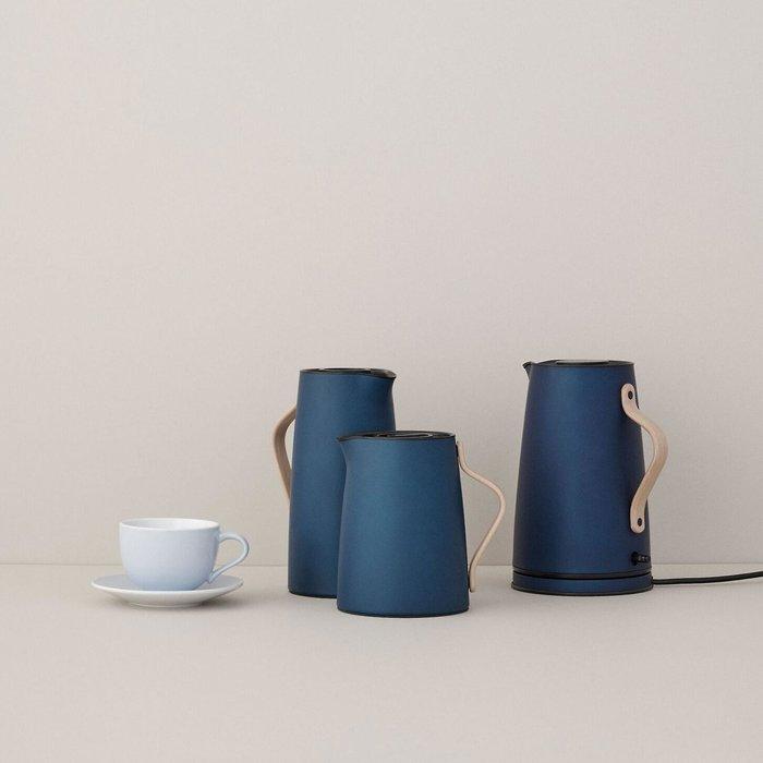 Stelton - Emma koffiekan (dark blue)