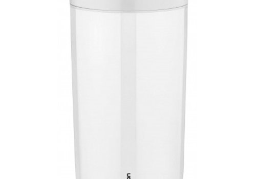 Stelton Stelton to-go-click thermosbeker staal (chalk)