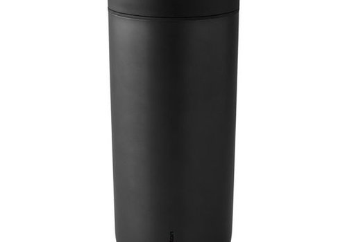 Stelton Stelton to-go-click thermosbeker staal (zwart metaal)