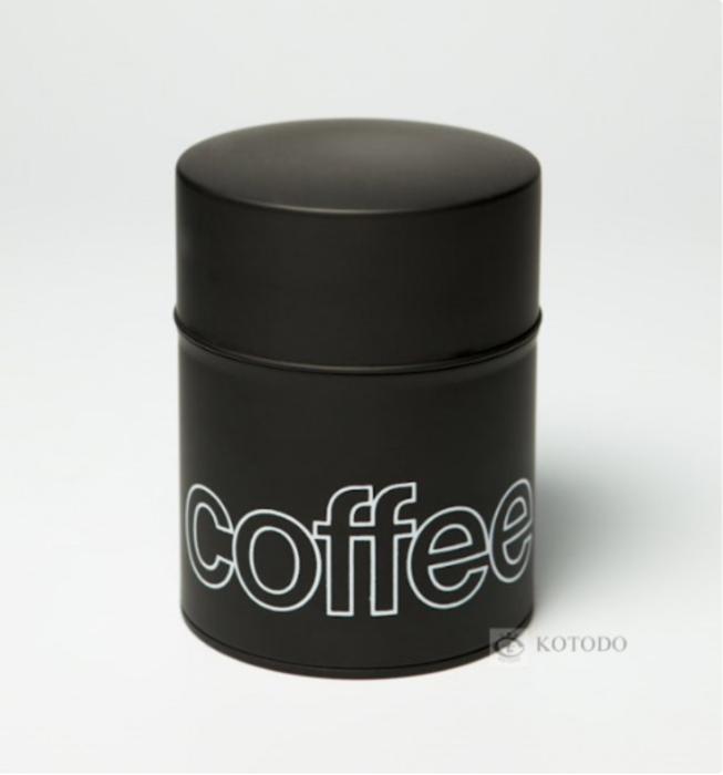 Voorraadblik  Coffee (Zwart)
