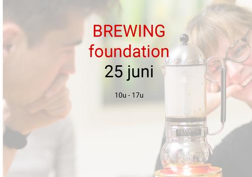 Cuperus Brewing foundation: 25 juni - 10u tot 17u