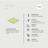 Attikan - India