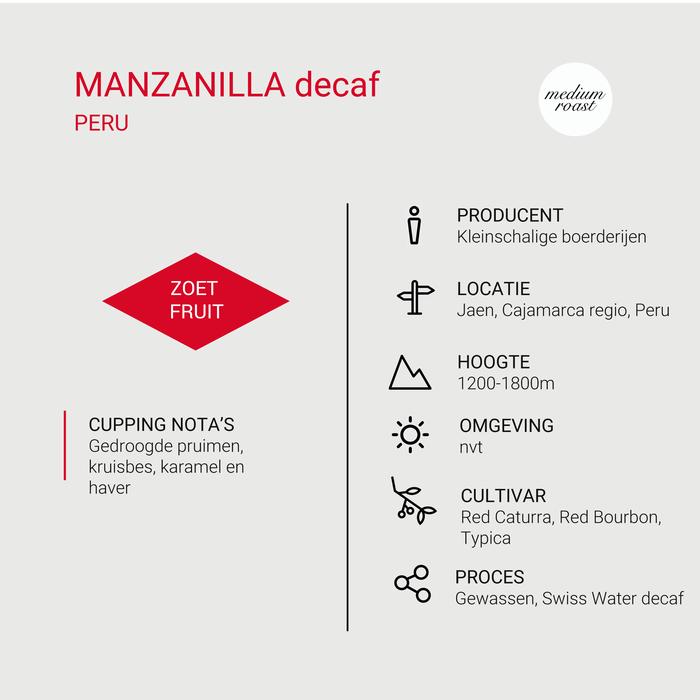 Manzanilla deca - Peru