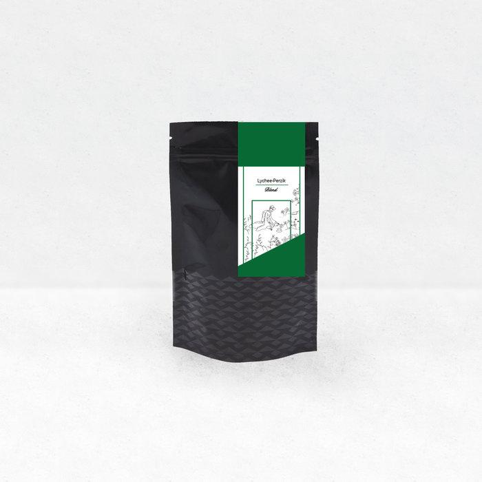 Lychee-Perzik - 100g