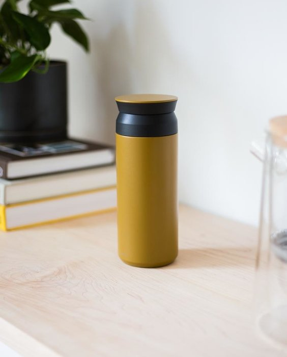 Kinto Travel Tumbler 350ml (Coyote)