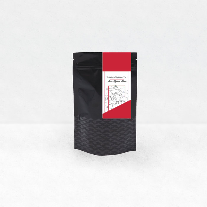 Premium Tie Guan Yin - 100g