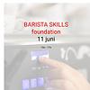 Cuperus Barista foundation - 11 juni- 10u tot 17u