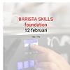 Cuperus Barista foundation - 12 Februari - 10u tot 17u