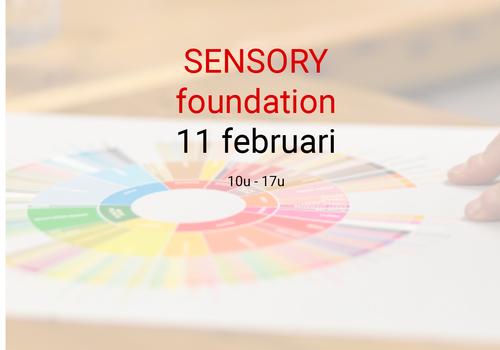 Cuperus Sensory foundation - 11 februari - 10u tot 17u