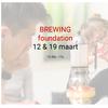 Cuperus Brewing foundation: 12 &19 maart- 13u30 tot 17u