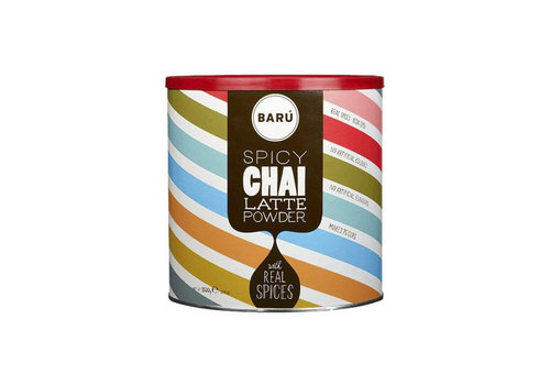 Baru Baru Spicy Chai Latte poeder (1,5kg)