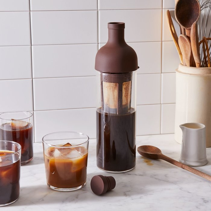 Hario Iced Coffee Bottle (brown)