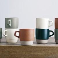 Kinto Stacking mug (white)