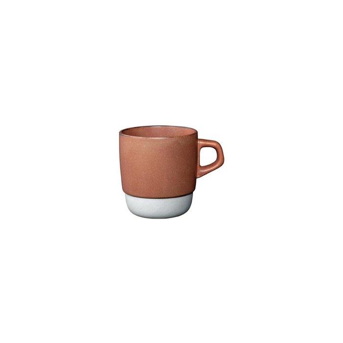 Kinto Stacking mug (orange)