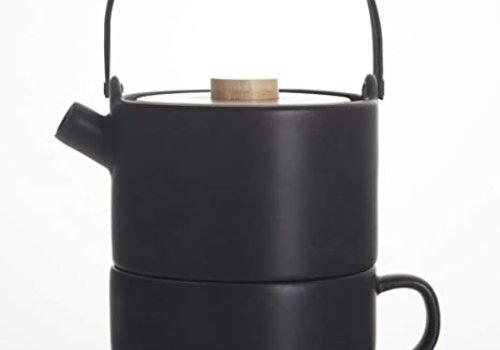 Bredemeijer Umea tea for one (zwart)