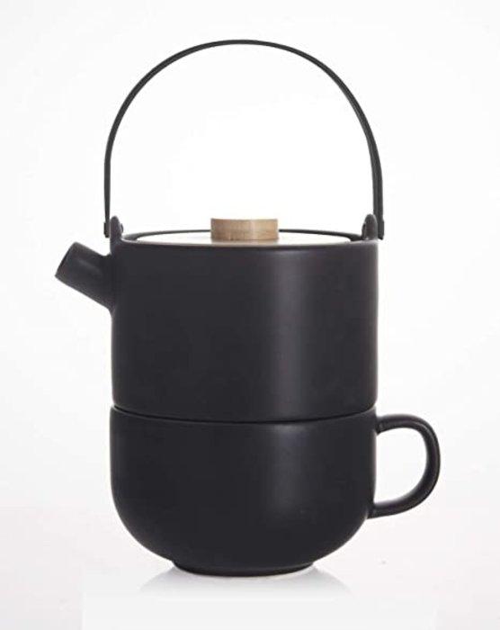 Umea tea for one (zwart)