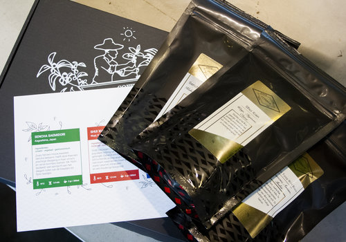 Cuperus Speciality tea experience box