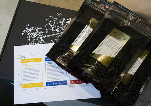 Cuperus Cosy tea experience box