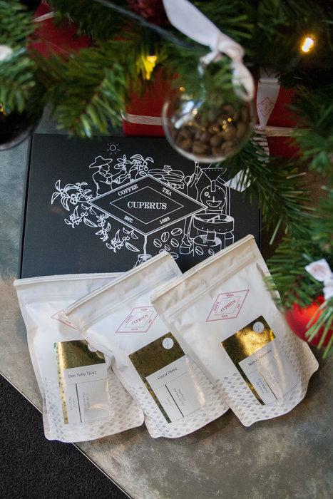 Speciality coffee geschenkbox