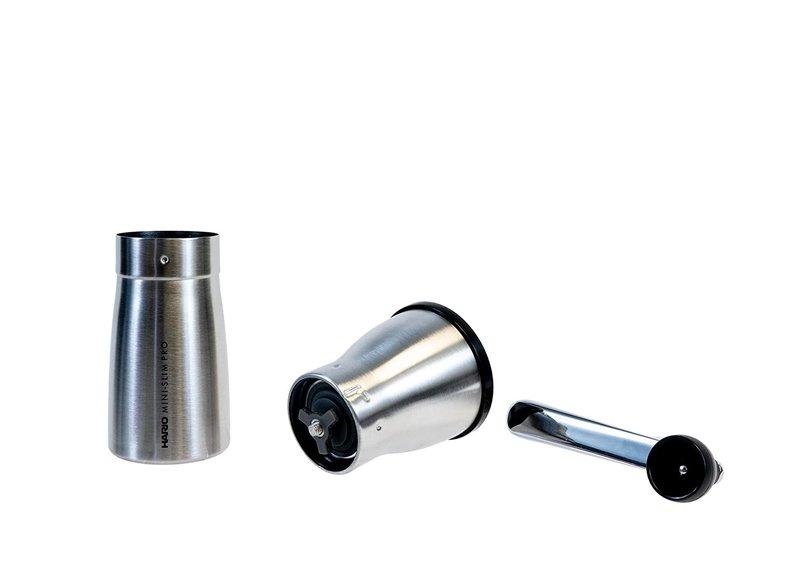 Hario handmolen Slim Pro (Silver)