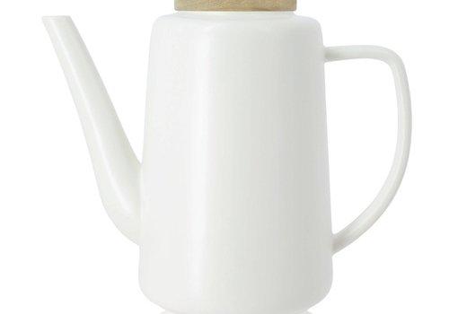 Ogo Enzo theepot porselein 1,2L