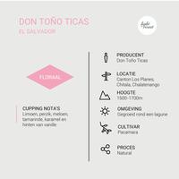 Don Toño Ticas - El Salvador